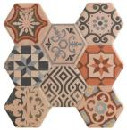 Напольная Pav. HEXAGONAL ASTORGA 37.2*38.8